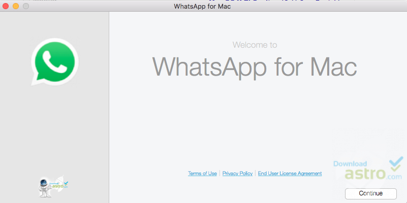 WhatsApp for Mac - latest version 2019 free download