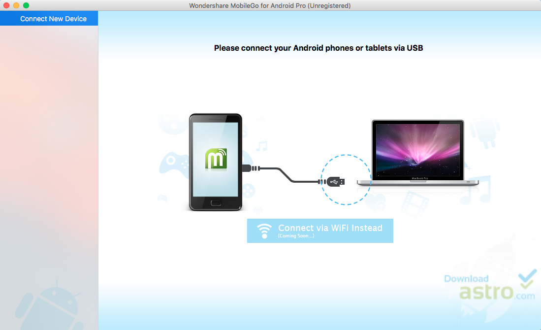For android mobilego download mac