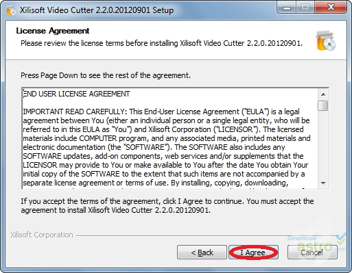 serial number xilisoft video cutter 2