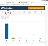 SimilarWeb for Firefox