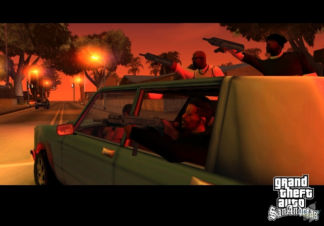 Grand Theft Auto: San Andreas - latest version 2019 free download