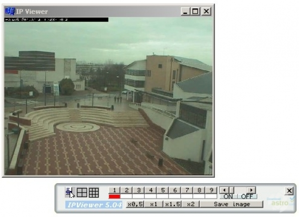 Screenshot ipviewer